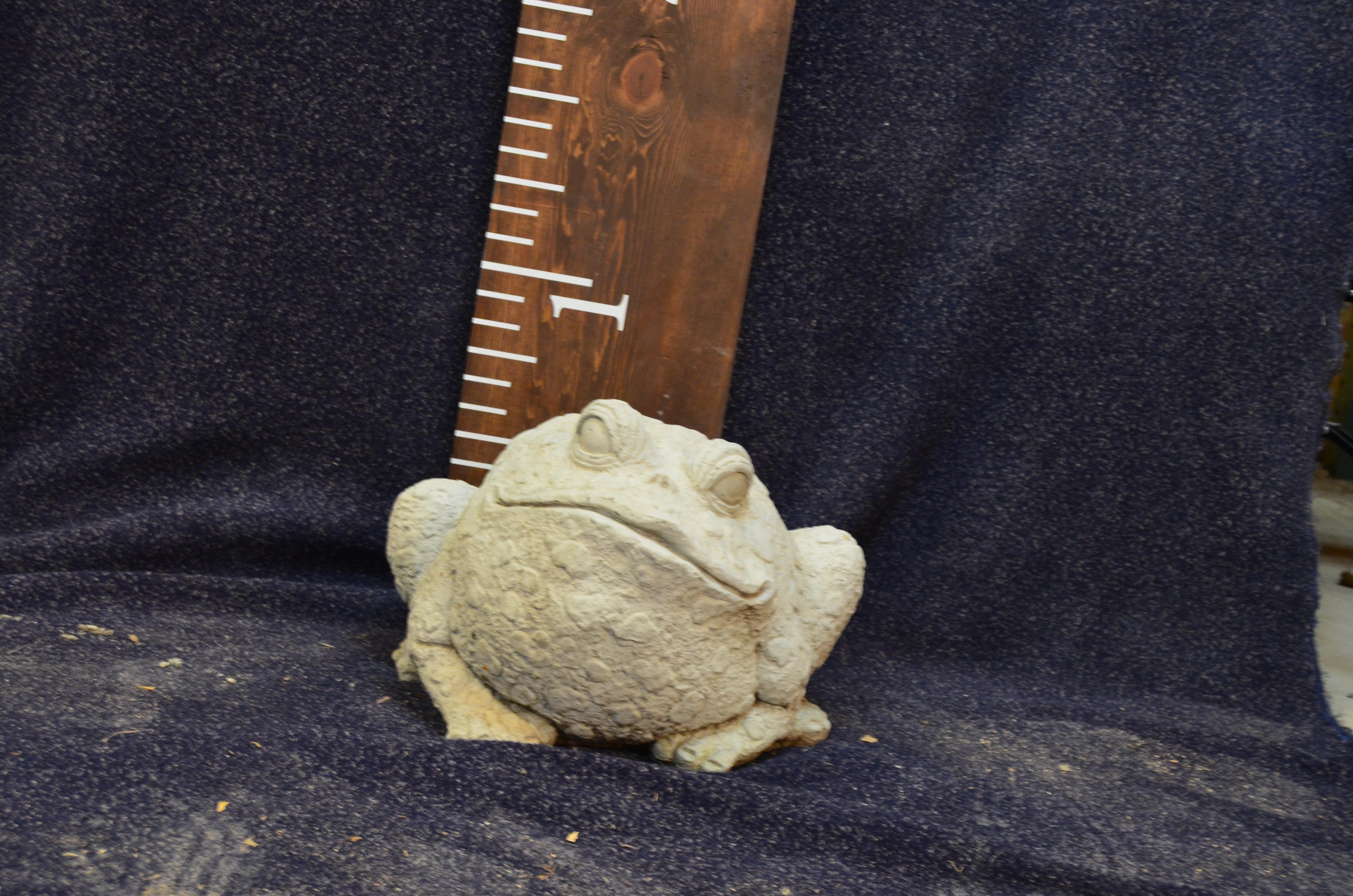 Lg Fat Toad